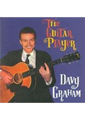 Davy Graham - The Guitar Player (Music CD)
