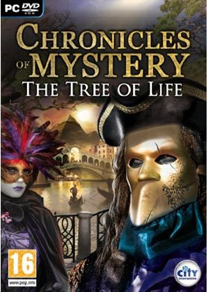 Chronicles Of Mystery: The Tree Of Life (PC DVD)