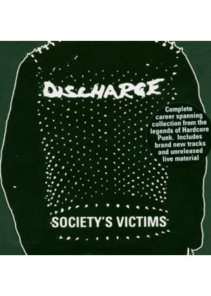 Discharge - Societys Victims [Box Set] (Music CD)