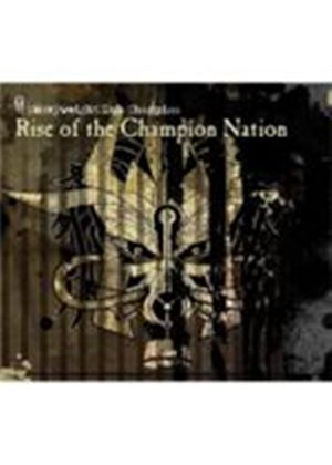 Heavyweight Dub Champion - Rise Of The Champion Nation (Music CD)