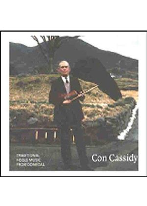 Con Cassidy - FIDDLE OF DONEGAL VOL 4
