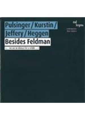 Hilary Jeffery - Besides Feldman (Music CD)