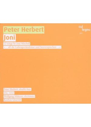 Peter Herbert - Joni (Music CD)