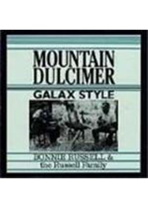 Mountain Dulcimer Featuring Bonnie Russell And The Russell F - Mountain Dulcimer