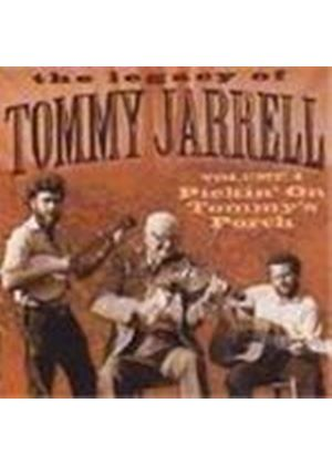 Tommy Jarrell - Legacy Vol.4 (Pickin' On Tommy's Porch)