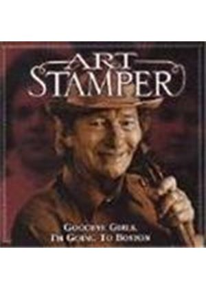 Art Stamper - Goodbye Girls I'm Going To...