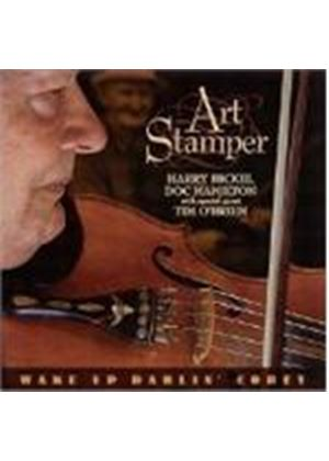 Art Stamper - Wake Up Darlin' Corey