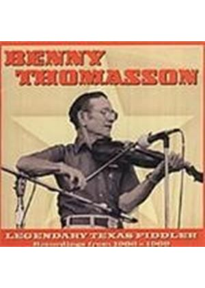 Benny Thomasson - Legendary Texas Fiddler (Recordings From 1966-1969)