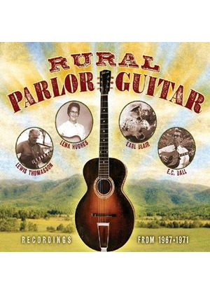 Various Artists - Rural Parlour Guitar (Music CD)