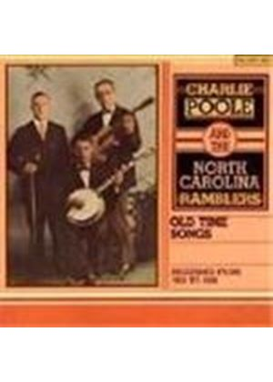 Charlie Poole - Old Time Songs Vol.1