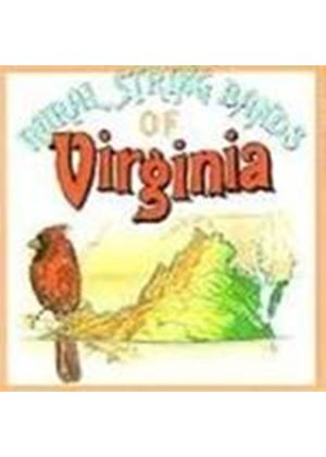 Various Artists - Rural String Bands Of Virginia
