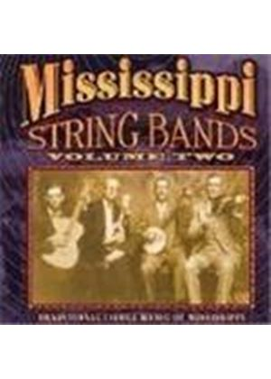 Various Artists - Mississippi String Bands Vol.2