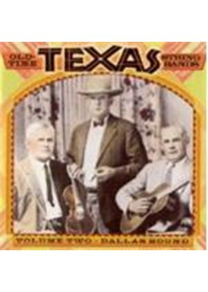 Various Artists - Old Time Texas String Bands Vol.2 (Dallas Bound)