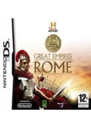 History - Great Empires: Rome (Nintendo DS)