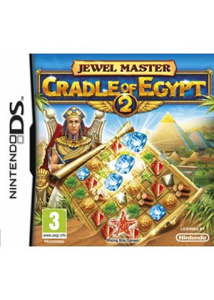 Cradle Of Egypt 2 (Nintendo DS/3DS)