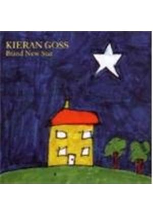 Kieran Goss - Brand New Star (Music CD)