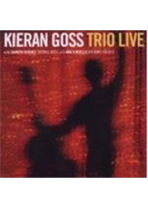 Kieran Goss - Trio Live (Music CD)