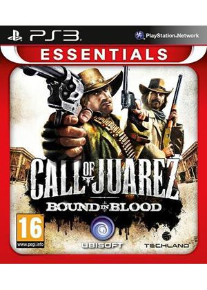 Call of Juarez - Bound in Blood - Essentials (PS3)