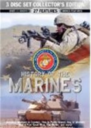 History Of The U.s. Marines