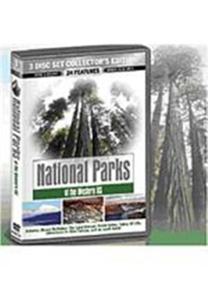National Parks Of The Western United States