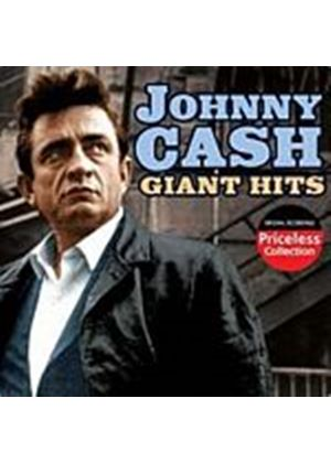 Johnny Cash - Giant Hits (Music CD)