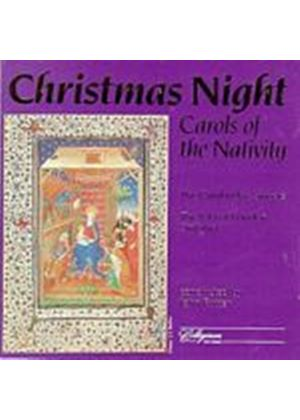 Various Composers - Christmas Night (Cambridge Singers, Rutter) (Music CD)