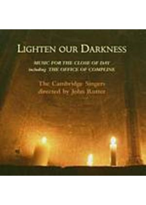 Various Composers - Lighten Our Darkness (The Cambridge Singers, Rutter) (Music CD)
