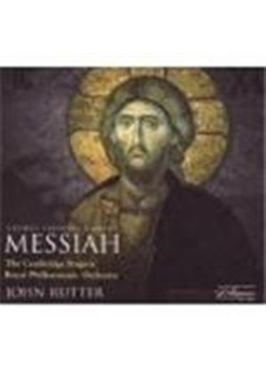 George Frideric Handel - Messiah (Rutter, RPO, Cambridge Singers) (Music CD)