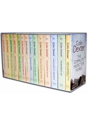 The Complete Inspector Morse Bookset (14 Books) (Paperback)