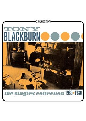 Tony Blackburn - The Singles Collection 1965-1980 (Music CD)