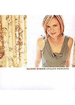 Alison Brown - Stolen Moments (Music CD)