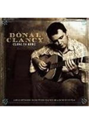 DONAL CLANCY - Close To Home