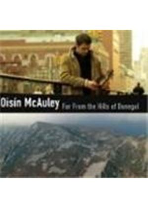 Oisin McAuley - Far From The Hills Of Donegal (Music CD)
