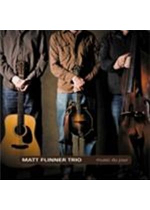 Matt Flinner Trio - Music Du Jour (Music CD)