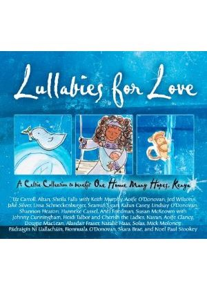 Various Artists - Lullabies of Love (Music CD)