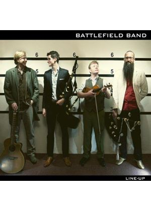 Battlefield Band (The) - Line Up (Music CD)