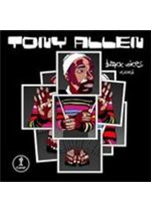 Tony Allen - Black Voices (Music CD)