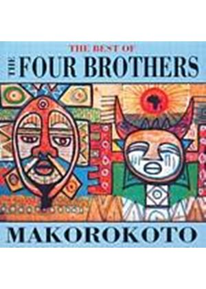 The Four Brothers - Makorokoto (Music CD)