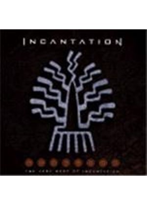 Incantation - Geoglyph - The Very Best Of (Music CD)