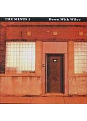 The Minus 5 - Down With Wilco (Music CD)