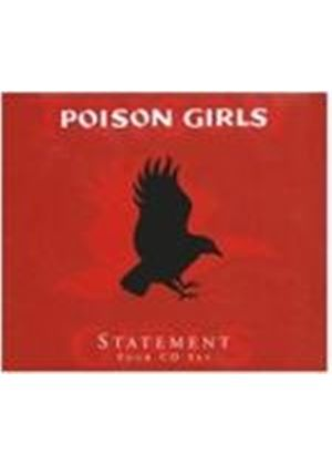 Poison Girls - Statement (Music CD)