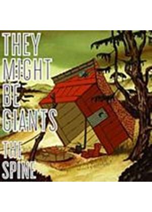They Might Be Giants - The Spine (Music CD)