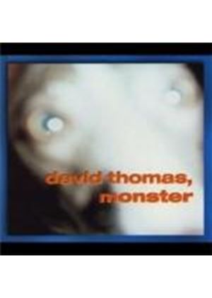 David Thomas - Monster (Music CD)