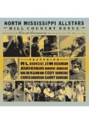 North Mississippi Allstars - Hill Country Revue (Music CD)