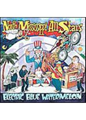 North Mississippi Allstars - Electric Blue Watermelon (Music CD)