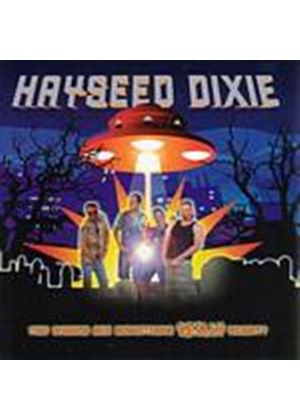 Hayseed Dixie - You Wanna See Something Really Scary (Music CD)