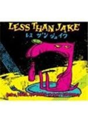 Less Than Jake - Loser, Kings And Things We Dont Understand [CD + DVD] (Music CD)