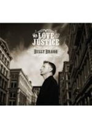 Billy Bragg - Mr. Love and Justice (Music CD)