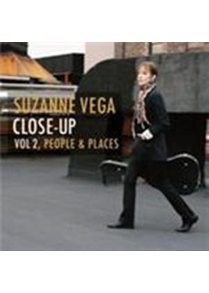 Suzanne Vega - Close-Up Vol.2 (People & Places) (Music CD)