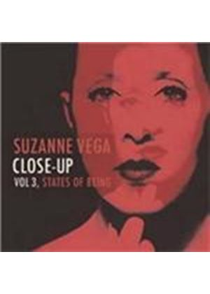 Suzanne Vega - Close-Up, Vol. 3 (States of Being) (Music CD)